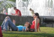 Тридцатиградусная жара ожидает новосибирцев в ближайшие выходные