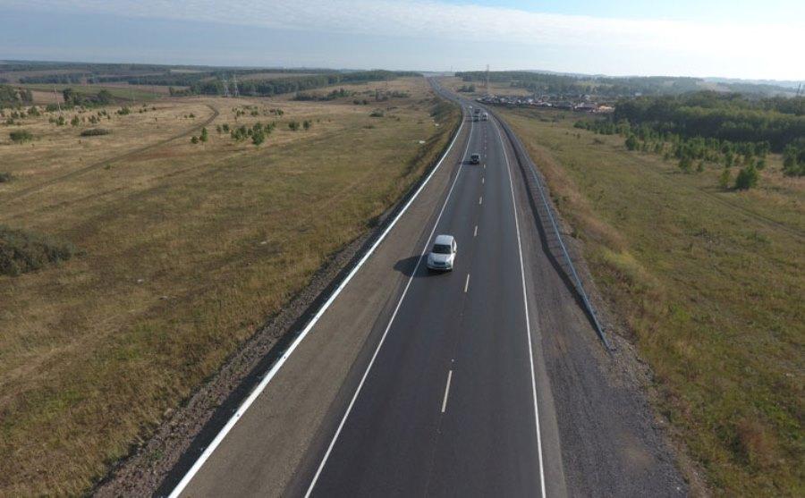 «Кузбассдорстрой» построит и реконструирует трассу Р-255 «Сибирь» в Кемеровской области