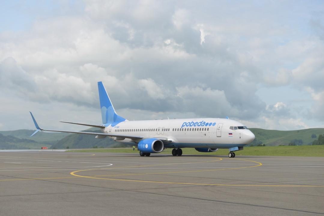 Аэропорт республики Алтай может стать международным к 2024 году