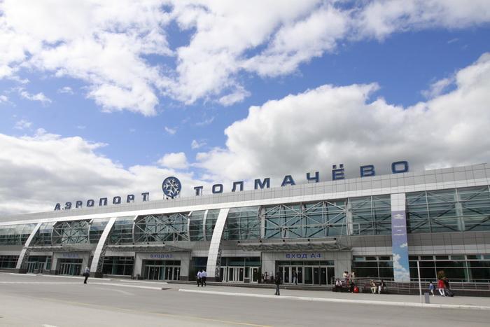 Количество трансферных пассажиров новосибирского аэропорта Толмачево увеличилось на 41%