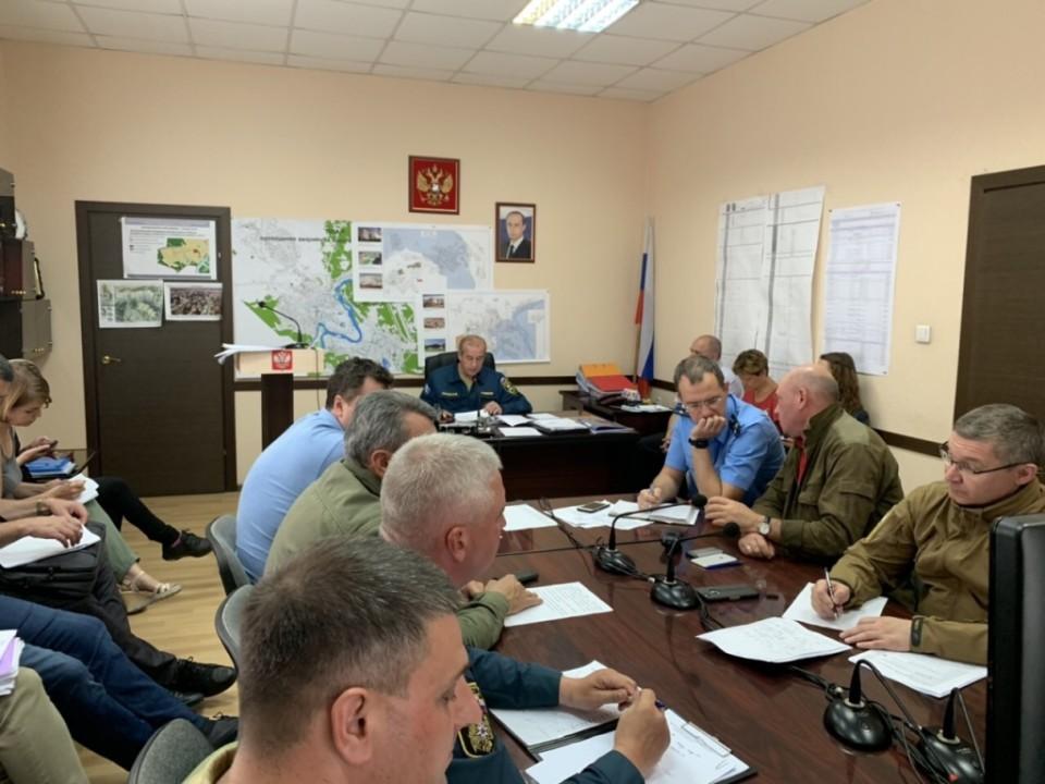 Виталий Мутко: «До 1 августа необходимо завершить основные аварийно-восстановительные работы после наводнения в Иркутской области»