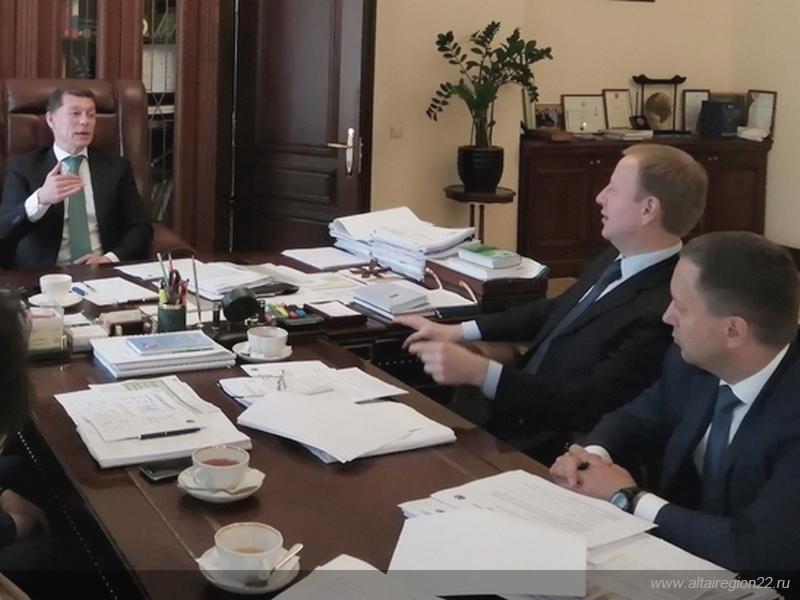 Федеральную поддержку на реализацию пилотных проектов по повышению доходов граждан получит Алтайский край
