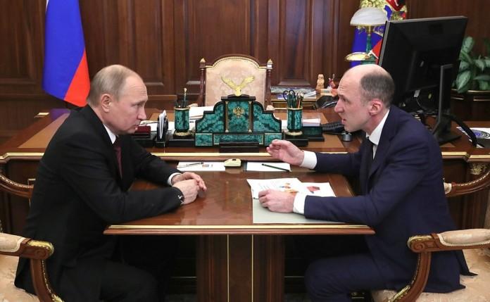 Врио главы республики Алтай рассказал Владимиру Путину о безработице и низком уровне зарплаты в регионе