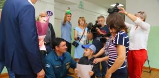 Первые шесть семей, пострадавшие от наводнения в Иркутской области, получили жилищные сертификаты