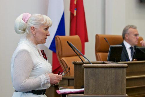 Глава Счетной палаты Красноярского края может досрочно покинуть свой пост