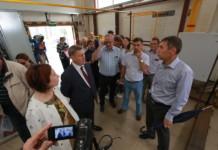 Мэр Новосибирска Анатолий Локоть: «Новая газовая котельная – резерв для развития территории»