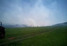 Лесные пожары в Сибири бушуют на площади, превышающей 1,6 млн га