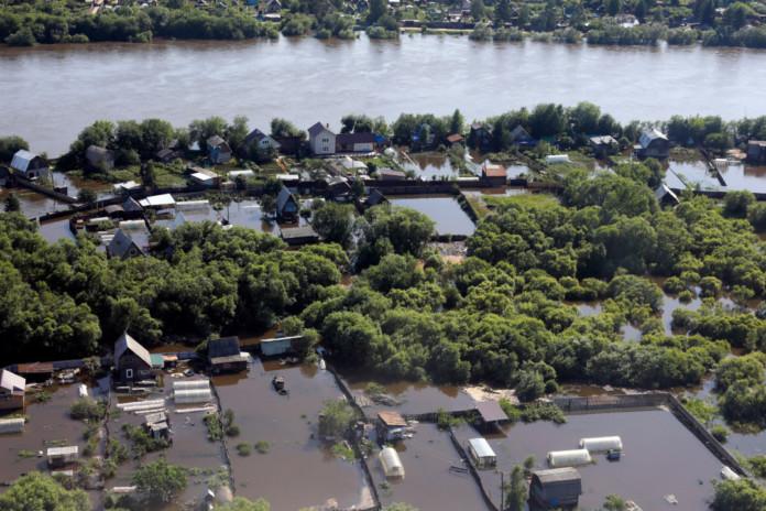 Миниатюра для: 74% пострадавших от паводка в Иркутской области получили материальную помощь