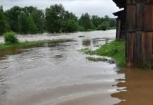 Ущерб от паводка в Иркутской области может превысить 300 млн рублей