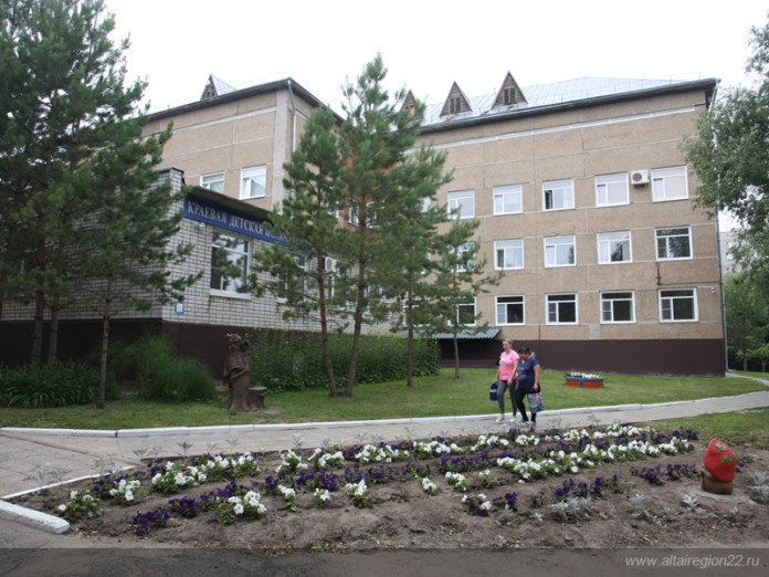 Алтайский край рассчитывает получить на строительство детского хирургического корпуса 1,3 млрд рублей в рамках нацпроекта