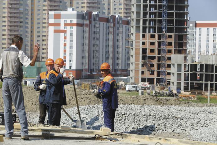 Миниатюра для: Инерция успеха, или Почему строительный рынок Новосибирска держит пальму первенства?