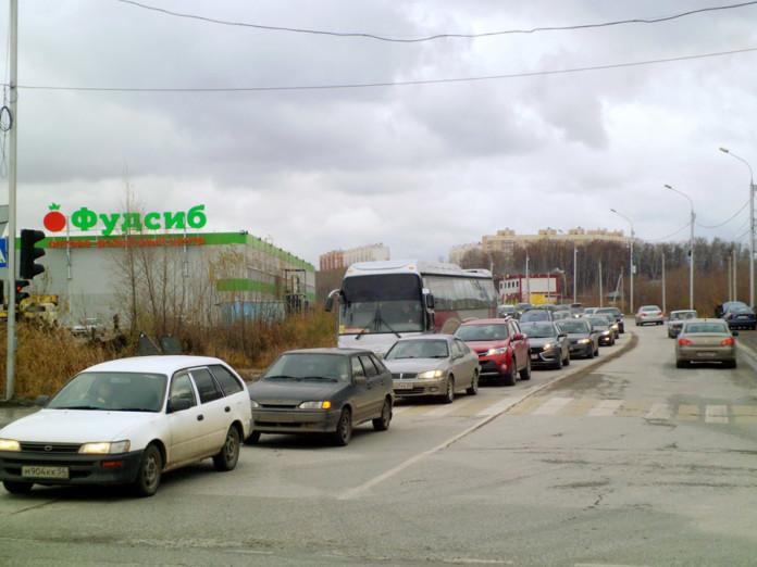 Миниатюра для: Как разрубить узел транспортных проблем спальных жилмассивов Новосибирска?