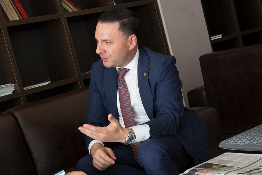 Посол Гренады в России Олег Фирер: «Мы не поддерживаем никаких санкций» - Фотография