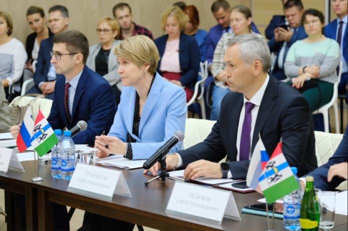 Губернатор Новосибирской области поручил усовершенствовать систему по поиску, поддержке и развитию одаренных детей