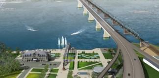 3500 деревьев и кустарников снесут для строительства четвертого моста через Обь в Новосибирске