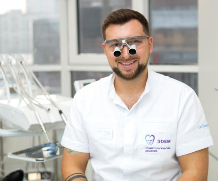 Директор по развитию центра имплантологии и хирургии «Эдем» Марк Шабалин