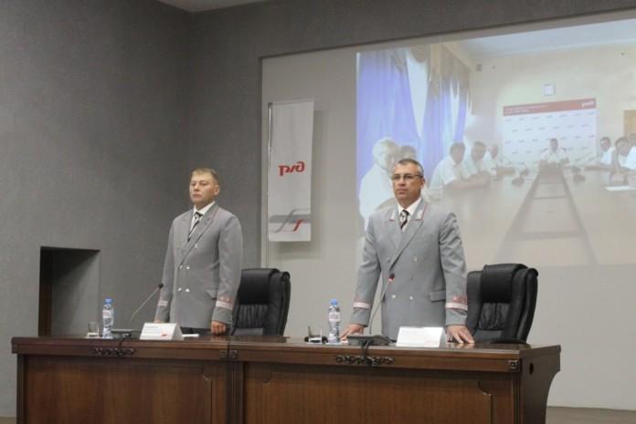 Миниатюра для: Уроженец Новосибирской области возглавил омских железнодорожников