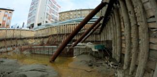 Опасный котлован, где должен был появиться ЖК «Парадиз», ликвидируют