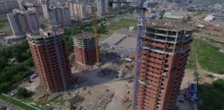 Четыре долгостроя ЖК «Квадро» в Красноярске введут в эксплуатацию в 2020 году