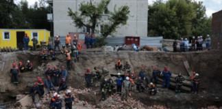 Правительство Новосибирской области обеспечивает координацию мер при ликвидации последствий обрушения в Ленинском районе