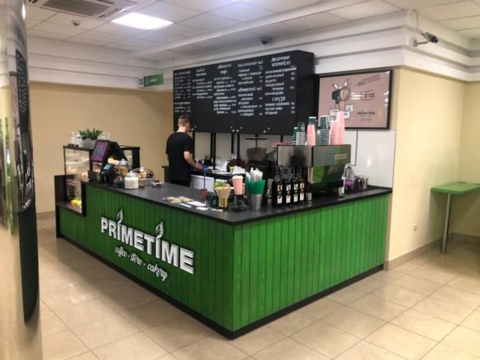 Миниатюра для: В головном офисе Сбербанка в Новосибирске открылась кофейня PRIMETIME COFFEE