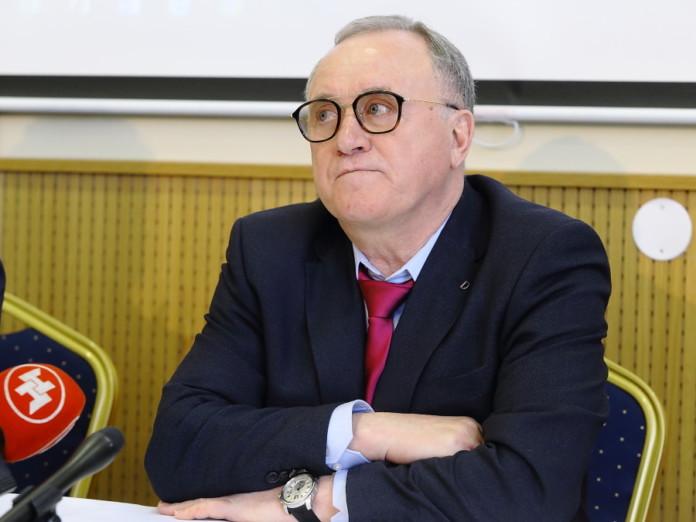 Миниатюра для: Сергей Проничев снял свою кандидатуру с выборов мэра Новосибирска