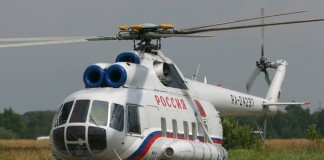 Новый санитарный вертолет Ми-8 начал обслуживать районы Новосибирской области