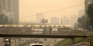 Над Новосибирском вновь навис смог, небезопасный для аллергиков
