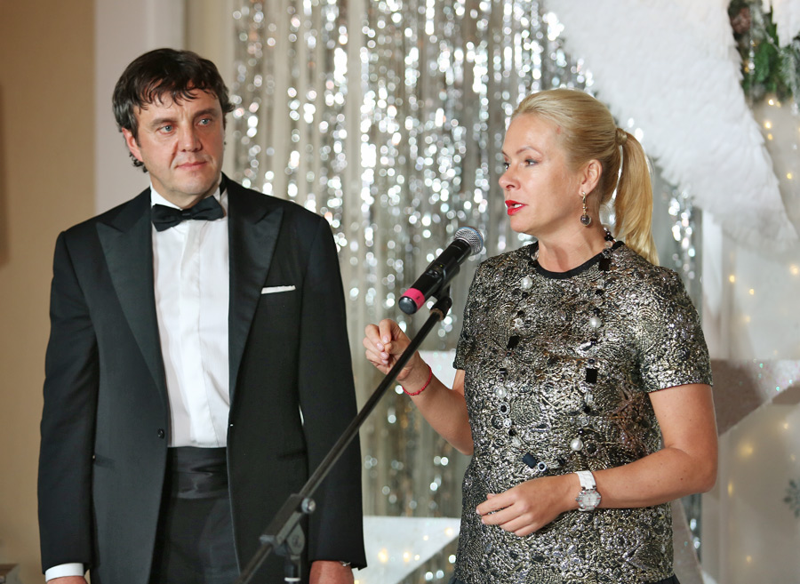 Благотворительный фонд «ЖИВИ» поздравляет Анну Терешкову с юбилеем - Фотография