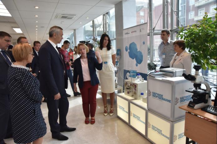 Новосибирская область в рамках нацпроекта планирует войти в пятерку лидеров среди регионов России по качеству образования