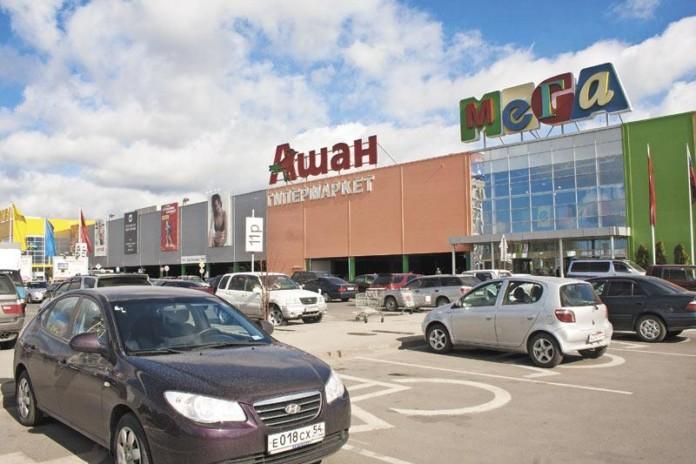 Из столицы Алтайского края уходит гипермаркет «Ашан»