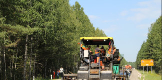На участке дороги «Новосибирск – Колывань – Томск» появится новый асфальт в рамках нацпроект