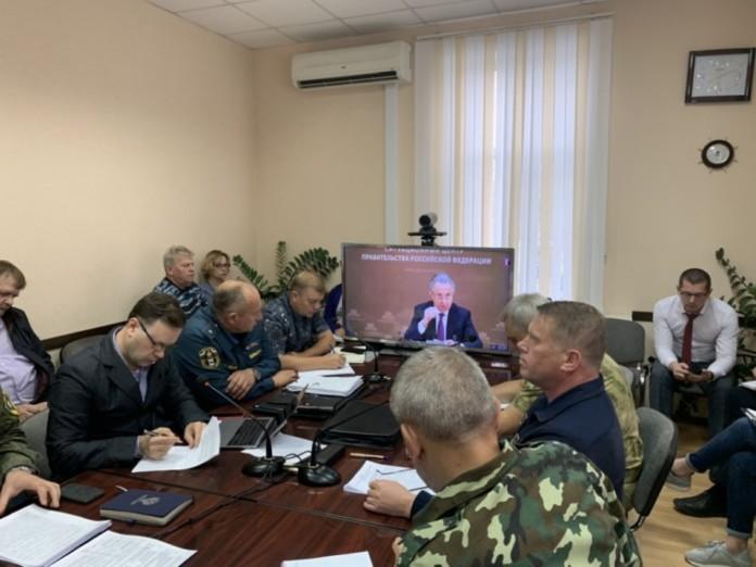 Виталий Мутко: «План аварийно-восстановительных работ в Иркутской области надо скорректировать с учетом второй волны паводка»