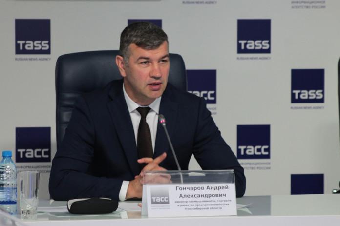 Андрей Гончаров: «для экономики Новосибирской области завод имени Чкалова – знаковое предприятие»