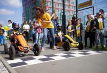 Более 800 новосибирцев посетили ежегодный праздник «Ясные гонки» на берегу Оби