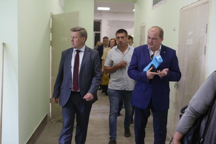 1 сентября школа для «особенных» детей «Перспектива» в Новосибирске переедет в обновленное здание