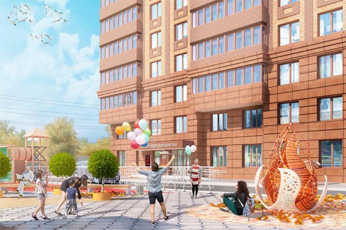 «Новосибирский квартал» поздравляет с Днем строителя