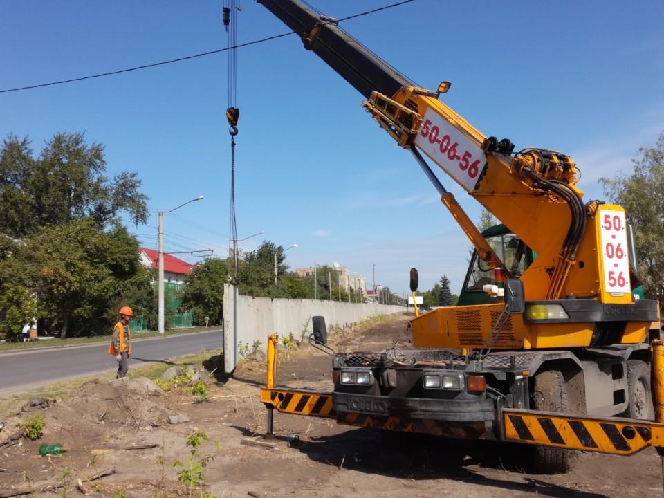 Омскую станцию метро «Туполевская» полностью законсервировали