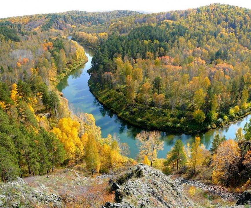 Осень в Новосибирск придет в срок