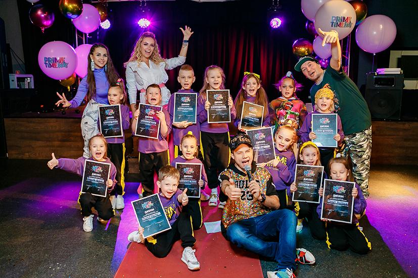 Детский танцевальный проект родом из Новосибирска за несколько месяцев вышел на федеральный уровень - Изображение