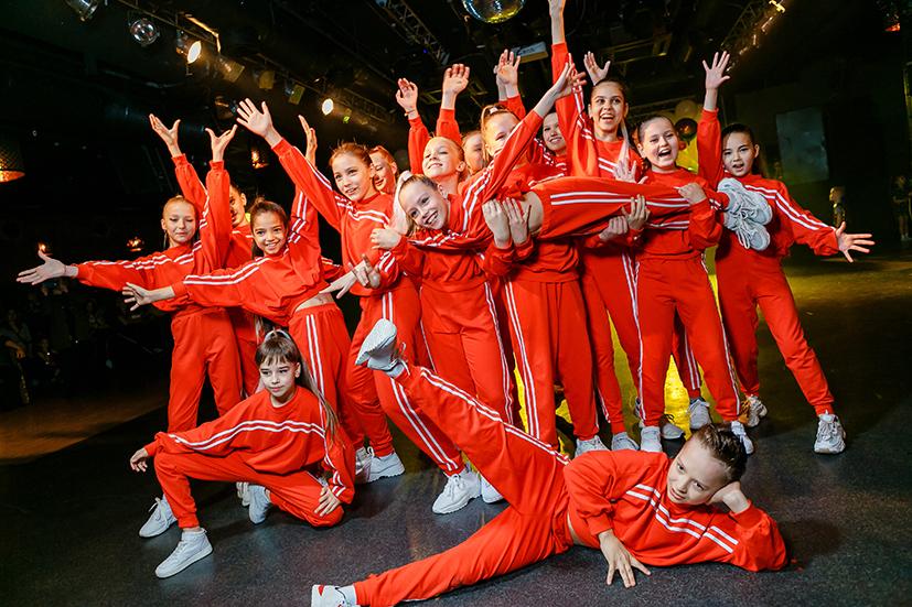 Детский танцевальный проект родом из Новосибирска за несколько месяцев вышел на федеральный уровень - Фотография