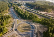Томская область получит дополнительно 560 млн рублей на строительство двухуровневой развязки
