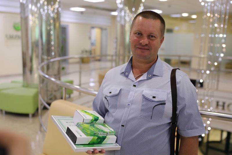 В Новосибирске открылся миллионный индивидуальный инвестиционный счет в России - Фотография