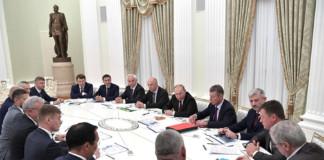 Андрей Травников принял участие в совещании президента РФ по вопросам развития угольной отрасли