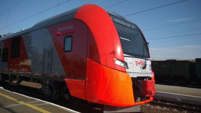 Миниатюра для: Западно-Сибирская железная дорога запустит «Ласточки» в регионах СФО