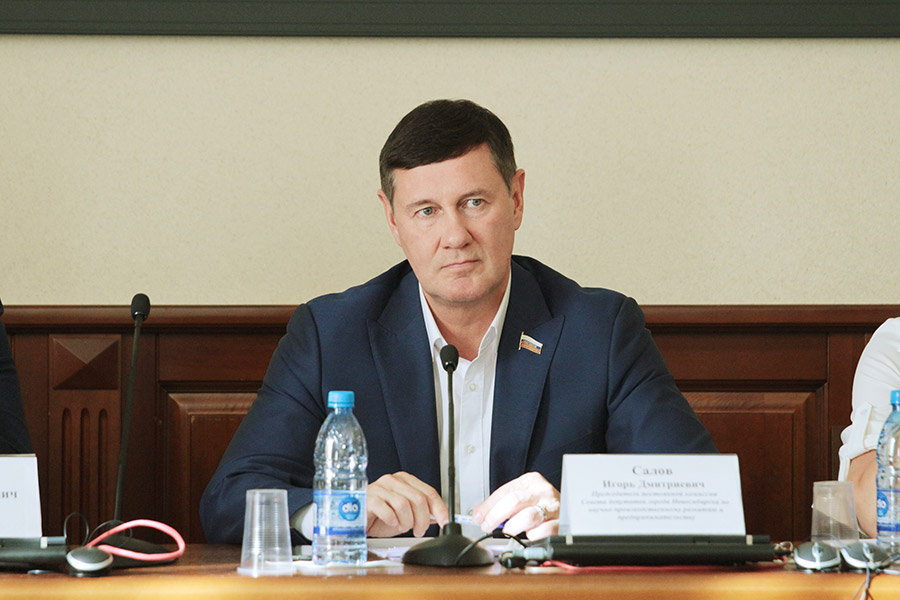 Игорь Салов
