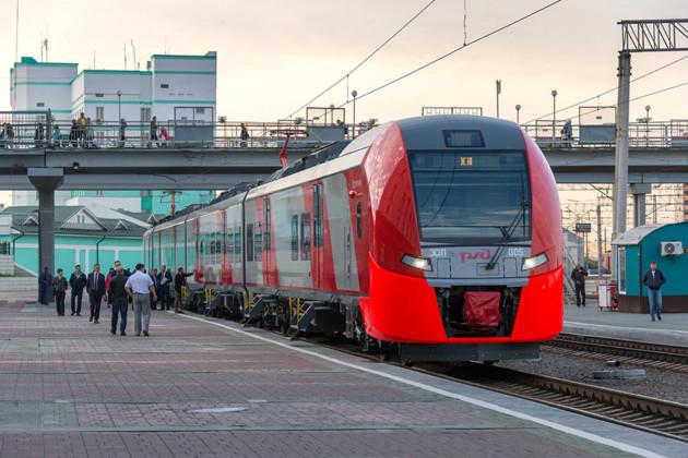 Уральским «Ласточкам» готовят место на железной дороге - Картинка