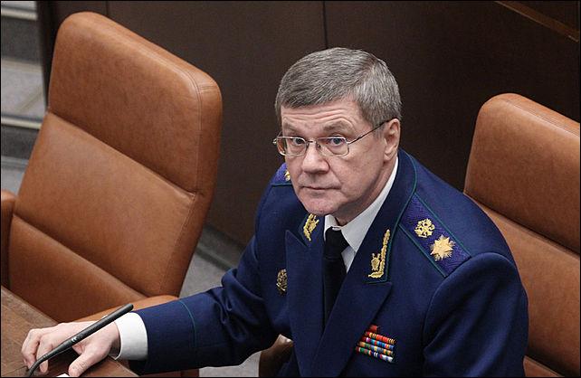 Миниатюра для: Генпрокурор РФ Юрий Чайка начал тайный визит в Красноярск