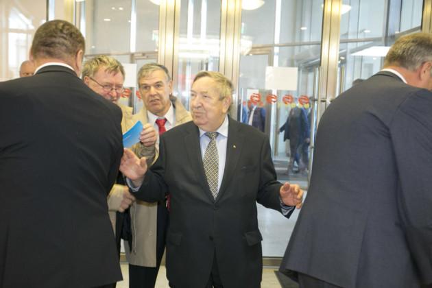 Инаугурация мэра Новосибирска Анатолия Локтя