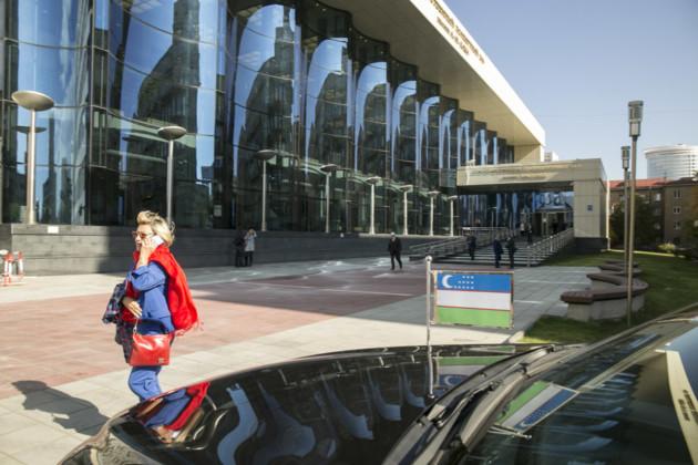 ФОТОБАНК. Инаугурация мэра Новосибирска Анатолия Локтя